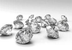 Diamanten Ausgraben