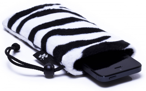 Zebra iPhone Hülle 1