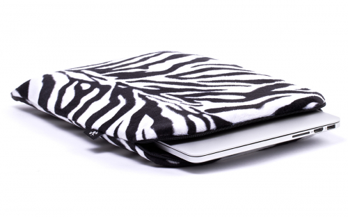 Zebra MacBookhülle