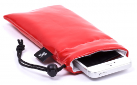 iPhone hülle Rot Leder – Love Me