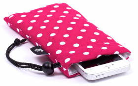 Rot rosa iPhone Hülle - Pinkish Red