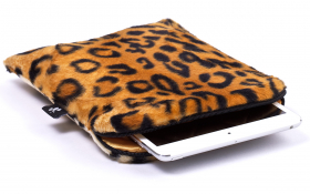 Leoparden iPad mini Hülle - Posh Leopard